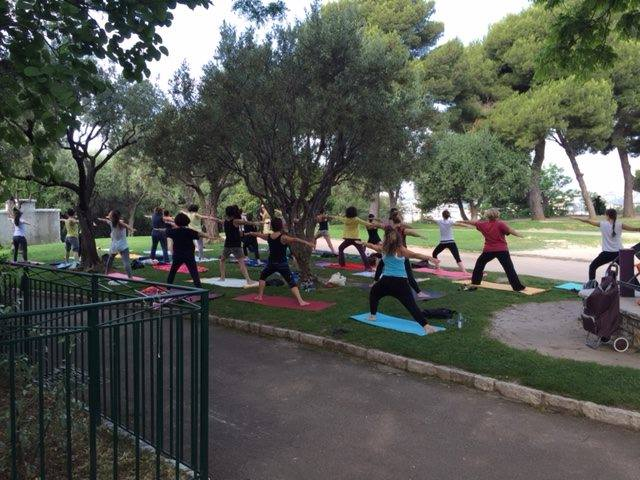 yoga nice yoganice